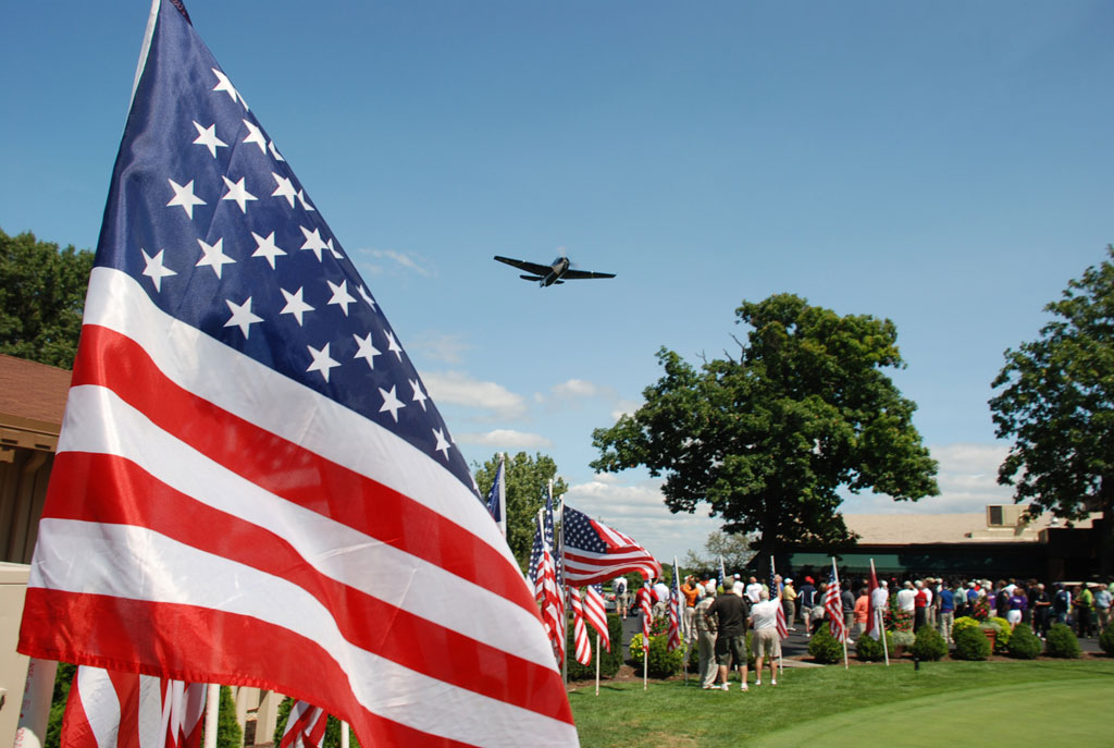 Tee It Up for the Troops August Golf Events
