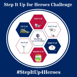 STEP UP for the HEROES challenge supports disabled veterans